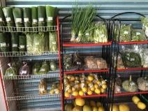 Beautiful organic produce from TOFPA-Tubaly Organic Farmers Association