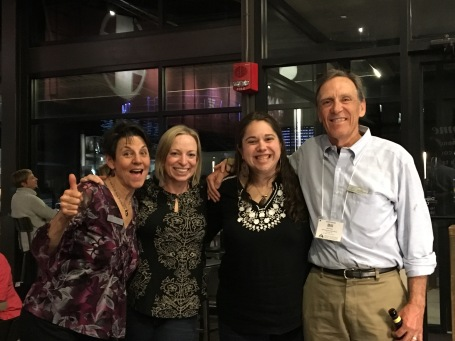 Wonderful to reunite with Belle, Heather, and Bill at the Seed Summit!